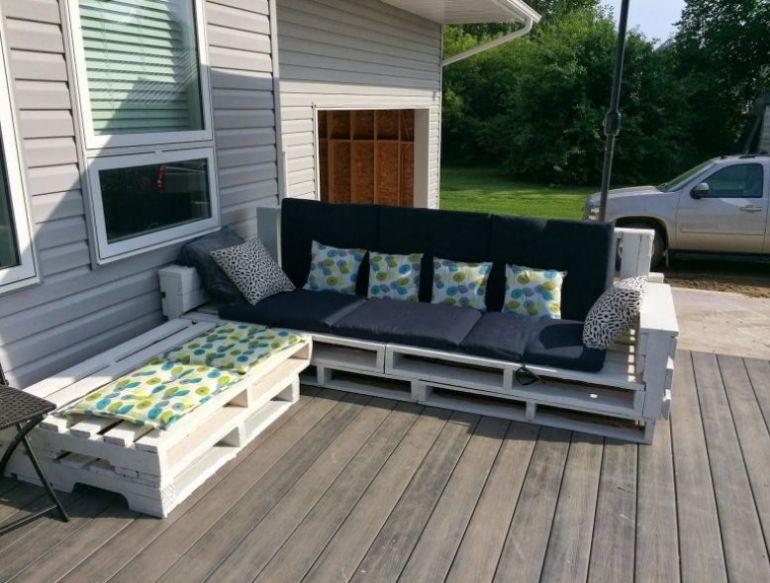 Basic Pallet Deck Design