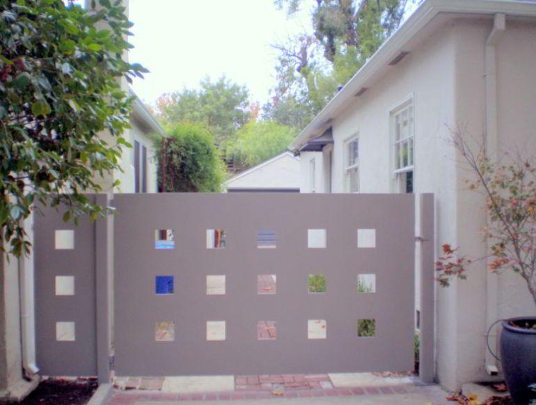 Modern Exterior Gate Ideas