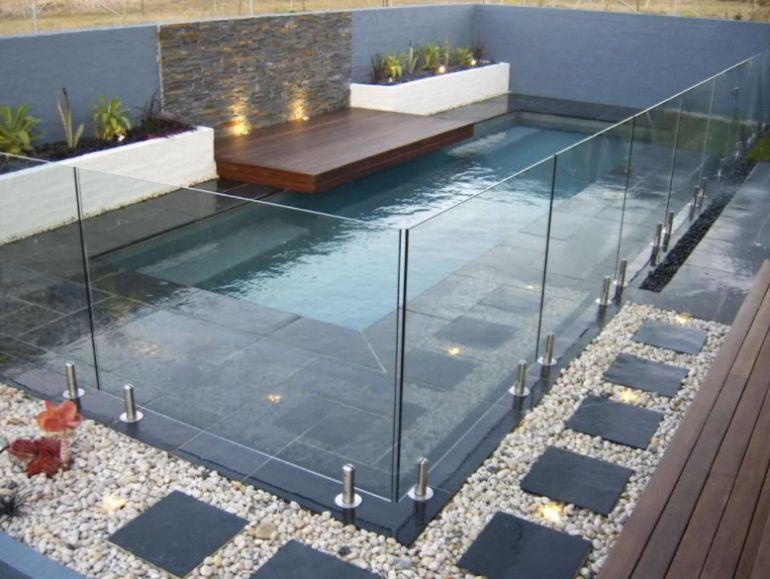 Luxurious Swimming Pool Design