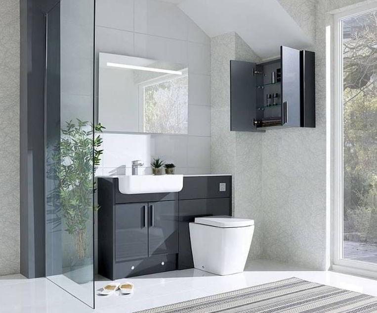 Simple Toilet Design Ideas