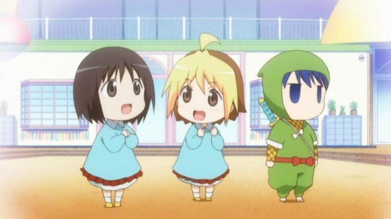 Hanamaru Kindergarten anime