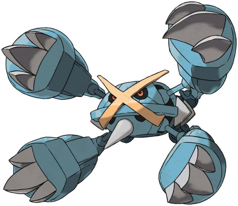 Mega Metagross pokemon