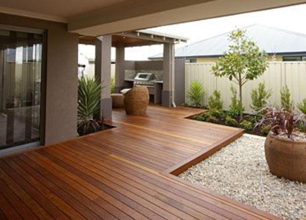 Southern Backyard Deck Ideas