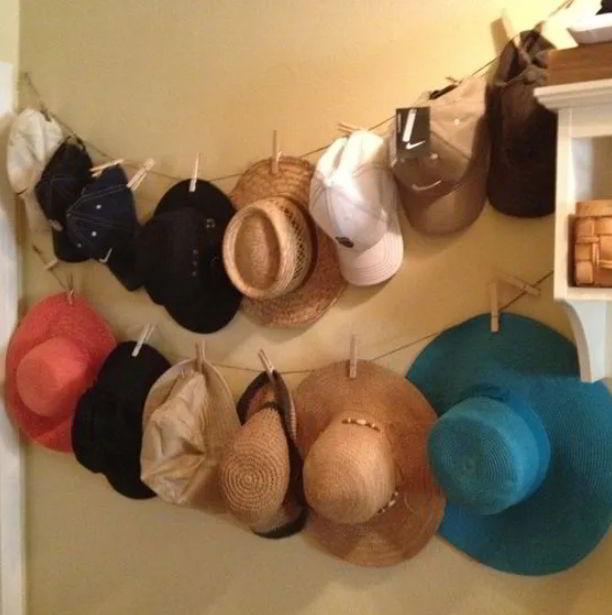 hat rack concept