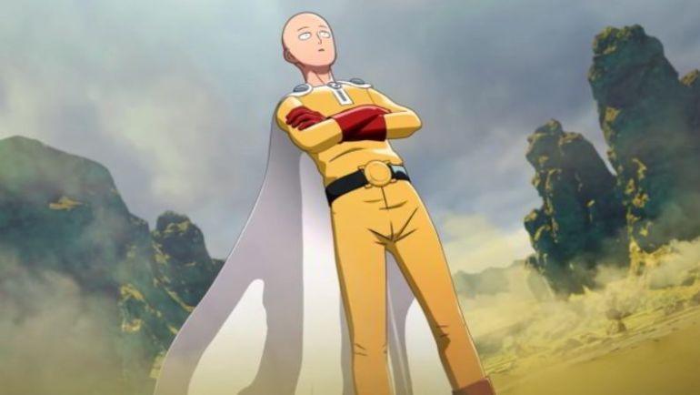 One Punch Man Manga