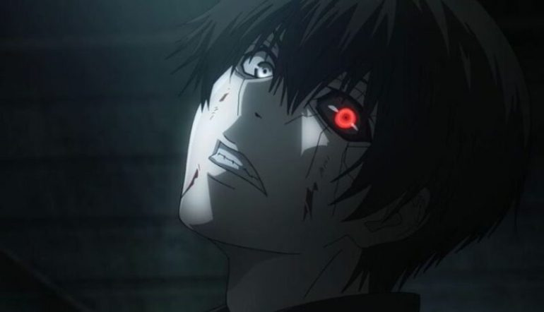 Tokyo Ghoul Dubbed Anime