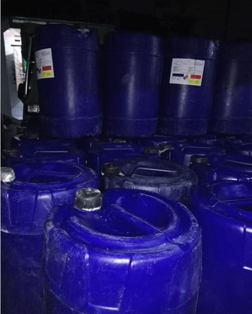 Jual Hydrochloric Acid (HCl) 32%