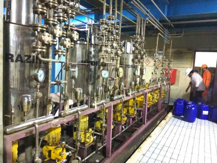 Distributor Bahan Kimia Industri Terlengkap 2019 – 2020