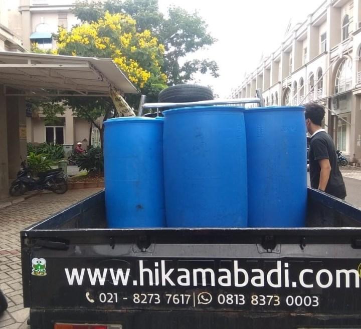 Distributor Hydrochloric acid Jawa Barat | Jakarta