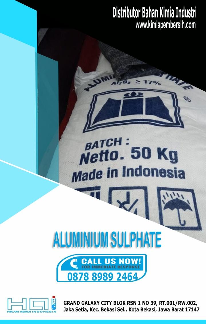 Jual Aluminium Sulfate