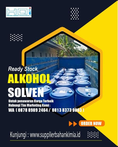 Jual Alkohol Solvent