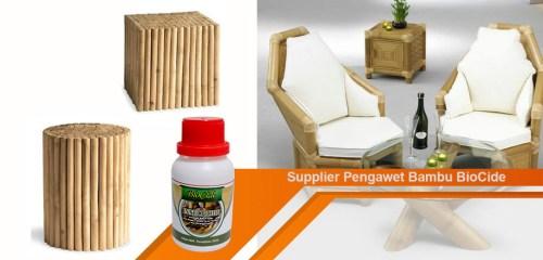 Supplier Pengawet Bambu BioCide