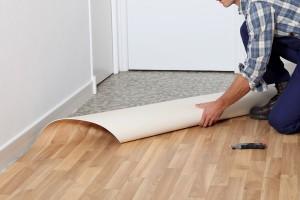 sheet vinyl untuk lantai