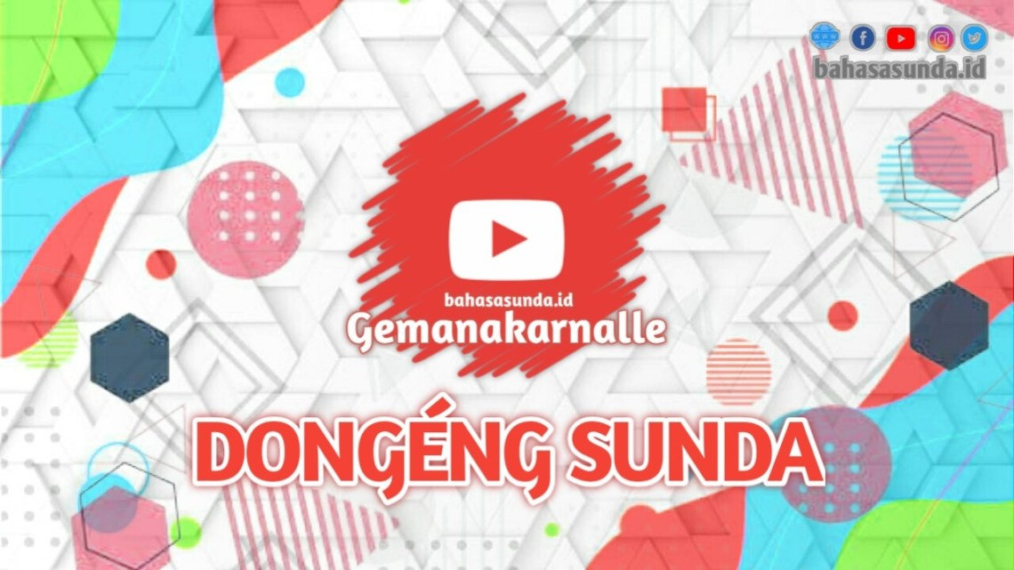 DONGENG SUNDA SMP KELAS 7