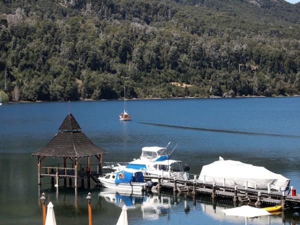 Bahía Manzano, Neuquén