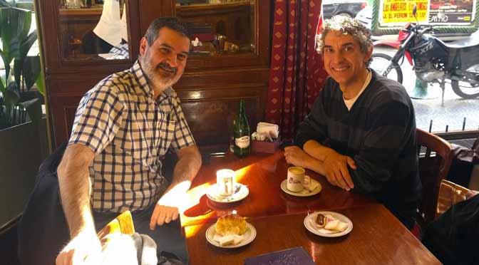 50 años, 50 amigos: Alejandro Bedrossian