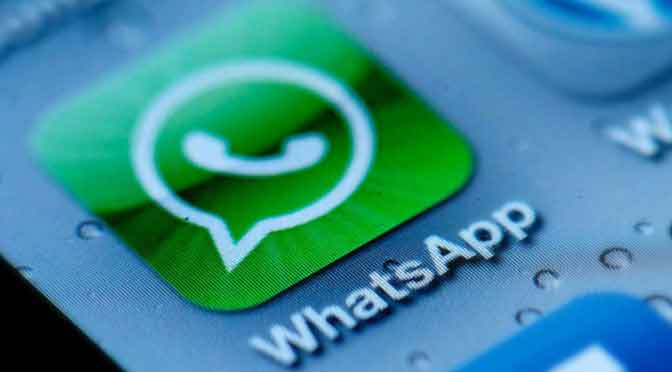 Relaciones públicas a través de WhatsApp: «Conmigo no»