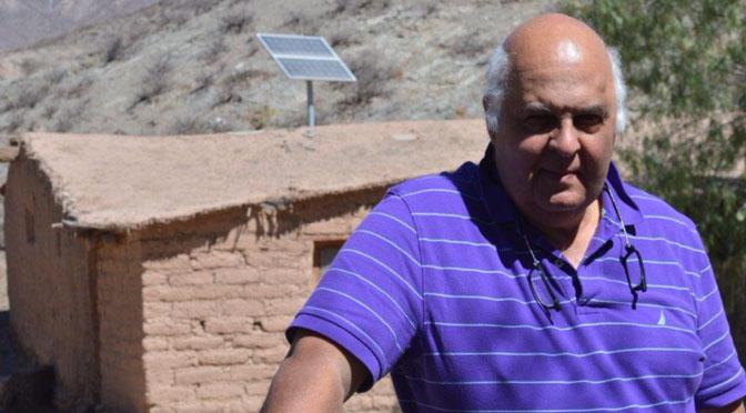 Voces argentinas sobre el genocidio armenio: Rubén Partamian