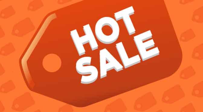 Hot Sale: los descuentos promedian el 29%