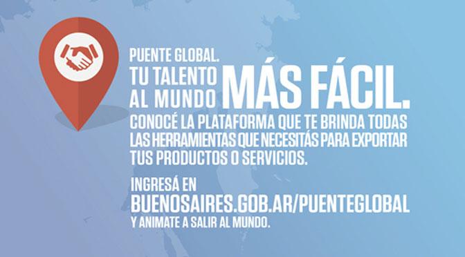 """Un """"puente global"""" para emprendedores exportadores"""