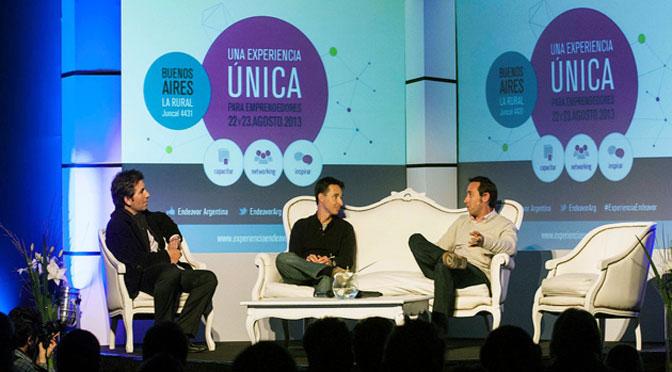 Se realizará en Buenos Aires la «Experiencia Endeavor»