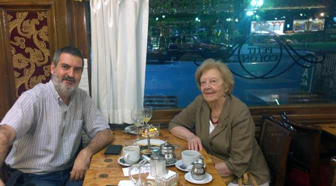 50 años, 50 amigos: Noemí Cristiansson de Canclini