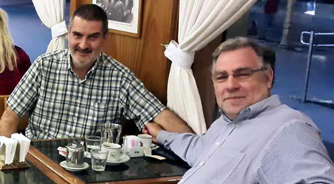 50 años, 50 amigos: Roberto Laver