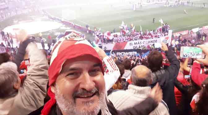 Y dale alegría a mi corazón, River campeón de la Copa Libertadores