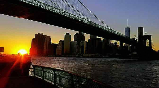 Postales de un tercer día otoñal en New York
