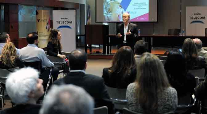 Telecom fortalece a sus proveedores junto al programa «Valor» de AMIA