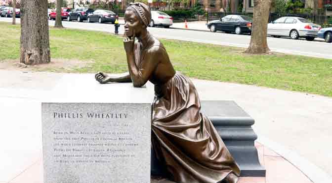 Las estatuas de Boston, historia en la calle