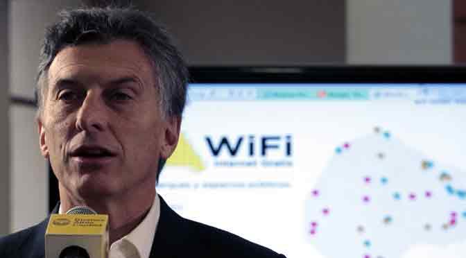 Macri se mete en la pelea entre las «telcos» y Clarín por el negocio de las comunicaciones