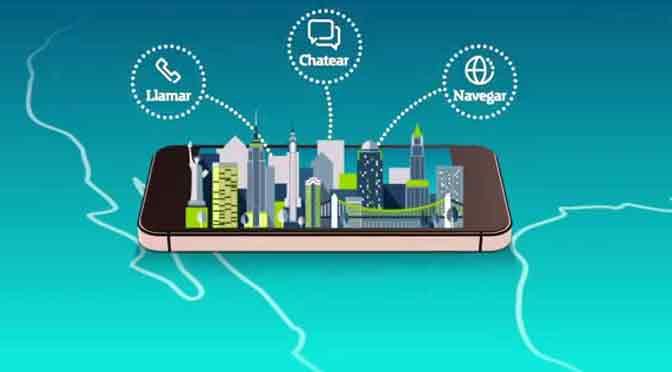 Movistar lanza oferta de roaming con promoción «todo incluido»