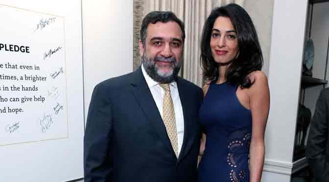 100 Lives lanza la «beca anual Amal Clooney»