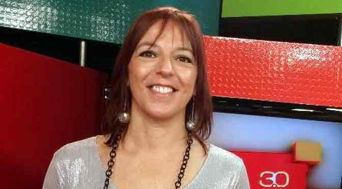 Mujeres y periodistas: Andrea Catalano