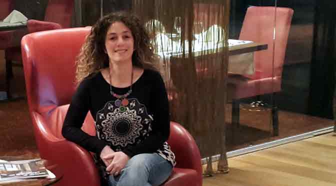 Mujeres y periodistas: Débora Slotnisky