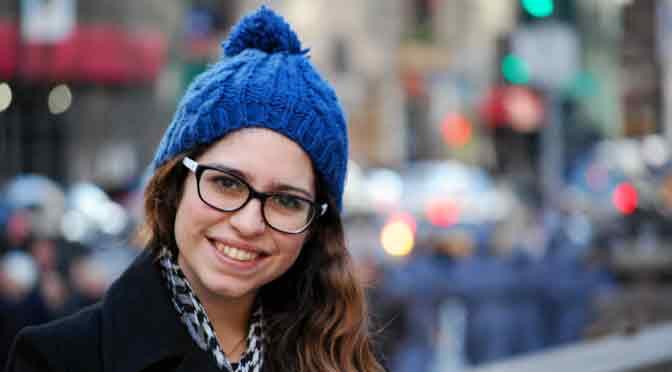 Mujeres y periodistas: Florencia Radici