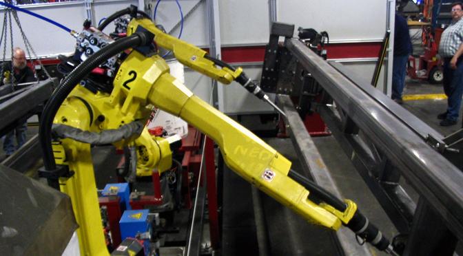 La revolución industrial 4.0 ya está entre nosotros