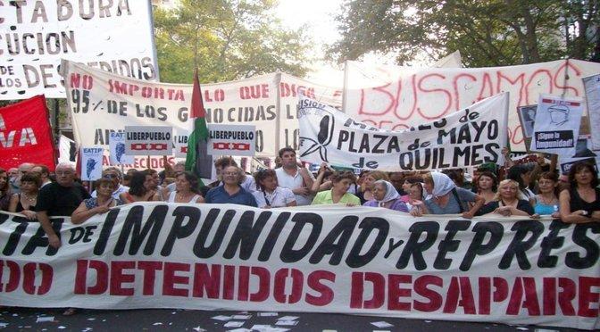 40 años del golpe de Estado de 1976: es necesario cantar de nuevo una vez más