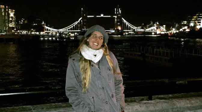 Mujeres y periodistas: Florencia Barragán