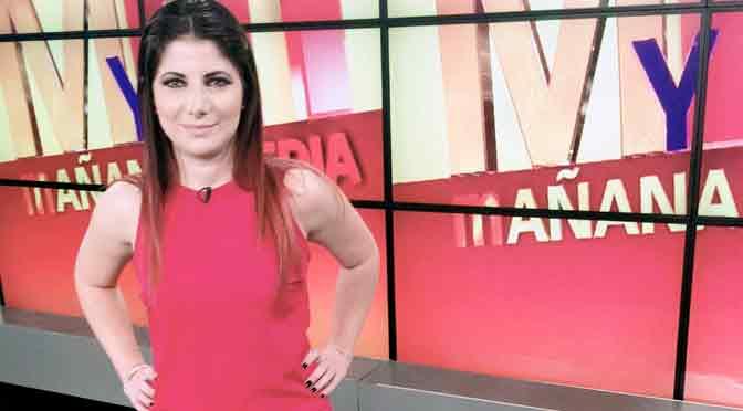 Solidaridad con la periodista Irina Sternik