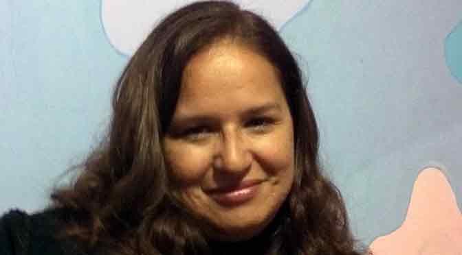 Mujeres y periodistas: Marcela Mendoza Riofrío