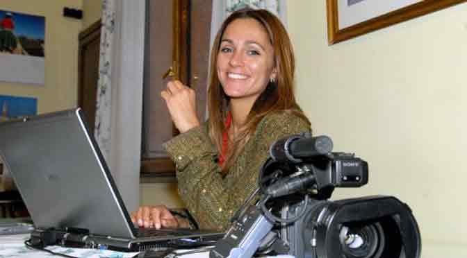 Mujeres y periodistas: Muriel Balbi