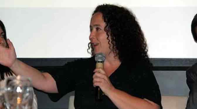 Mujeres y periodistas: Paula López