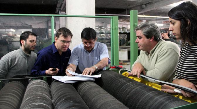 Desarrollan tecnología para procesar fibras de camélidos en el Noroeste argentino