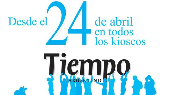 El periódico Tiempo Argentino vuelve como cooperativa y en papel