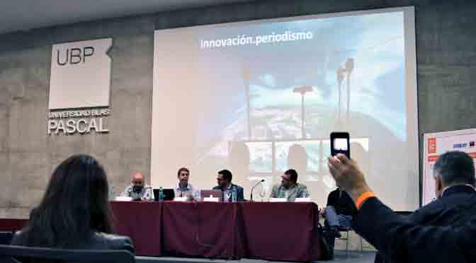 Telecom conecta un congreso de periodismo digital en Córdoba
