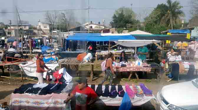 El mercado persa de Maquinista Savio
