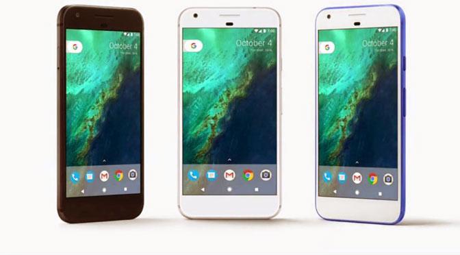 Linio trae a la Argentina los teléfonos móviles Google Pixel y Pixel XL