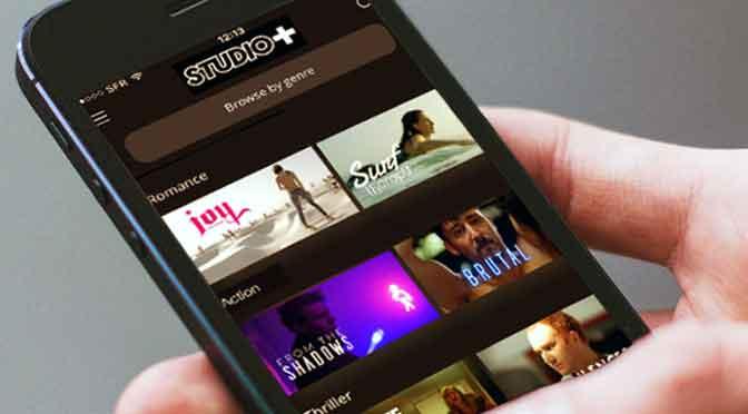 Movistar lanza una aplicación de series premium para competir con Netflix en móviles